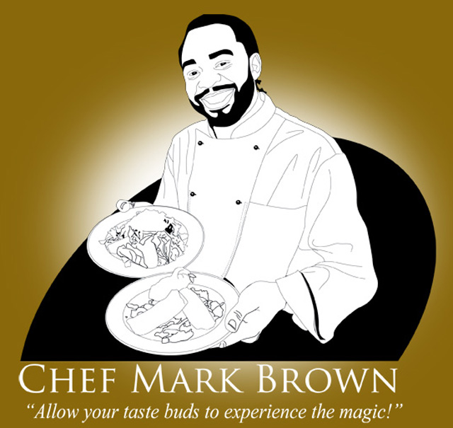 chef mark brown